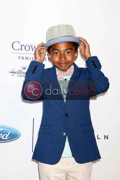 Miles Brown<br /> at the 41st Annual Gracie Awards Gala, Beverly Wilshire Hotel, Beverly Hills, CA 05-24-16<br /> David Edwards/DailyCeleb.com 818-249-4998