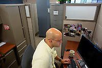 Fred Bermont is a Senior Clinical Standards Specialist at Shire, a pharmaceutical company, in Lexington, Massachusetts, USA, on June 9, 2014. Bermont is the father of two children and shares parenting duties with his wife, Jen Bermont. Fred usually takes care of the morning routine, including feeding, dressing, and dropping the kids off at day-care, and Jen picks them up and watches over them in the afternoon.