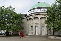 Rotunde der Kunsthalle, Glockengie&szlig;erwall, 20095 Hamburg, Deutschland<br /> Rotunde of Kunsthalle, Glockengie&szlig;erwall, 20095 Hamburg, Germany