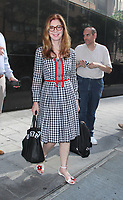 NEW YORK, NY August 09: Dana Delany seen after an appearance at Good Day New York in New York City on August 09, 2018. Credit: RW/MediaPunch