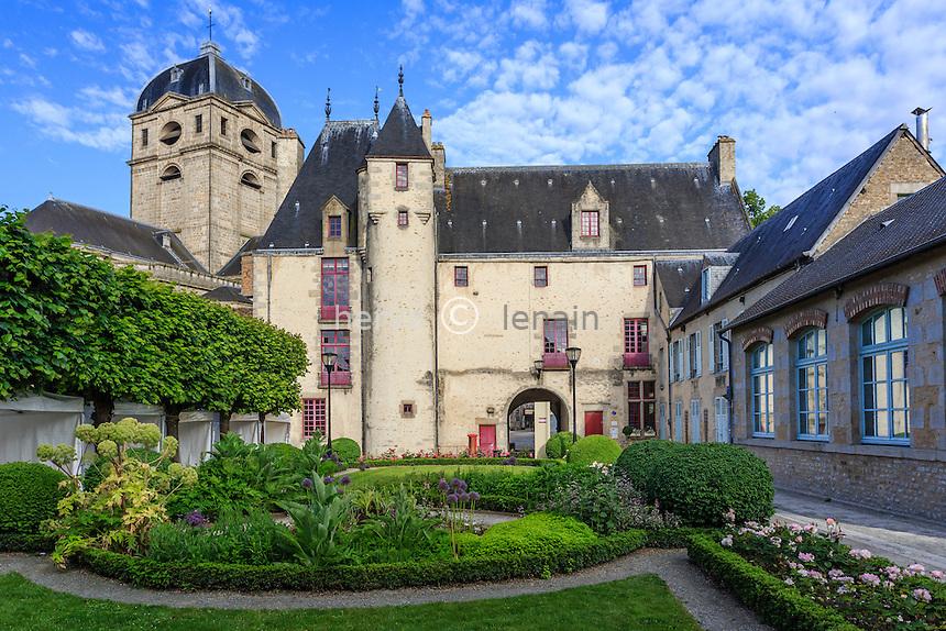 France, Orne (61), Alençon, la Maison d'Ozé // France, Orne, Alencon, the Maison of Oze