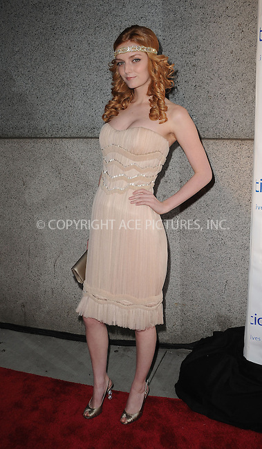 WWW.ACEPIXS.COM . . . . . ....May 6 2010, New York City....Lydia Hearst arriving at the Operation Smile Annual Gala at Cipriani Wall Street on May 6, 2010 in New York City.....Please byline: KRISTIN CALLAHAN - ACEPIXS.COM.. . . . . . ..Ace Pictures, Inc:  ..tel: (212) 243 8787 or (646) 769 0430..e-mail: info@acepixs.com..web: http://www.acepixs.com