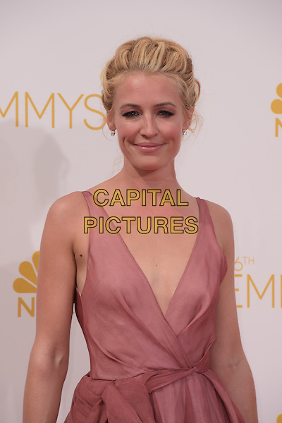 Cat Deeley attends The 66th Primetime Emmy Awards held at Nokia Live in Los Angeles, California on August 25,2014                                                                               &copy; 2014 Hollywood Press Agency<br /> CAP/DVS<br /> &copy;DVS/Capital Pictures