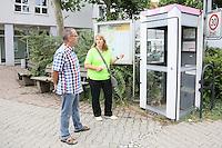 24.08.2015: Telefonzelle in Wallerstädten