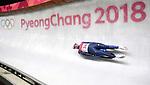 11/02/2018 - Mens Luge - Run 3 - Pyeongchang2018 -vAlpensia sliding centre - Alpensia - Korea
