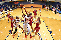 191111-UIW @ UTSA Basketball (W)