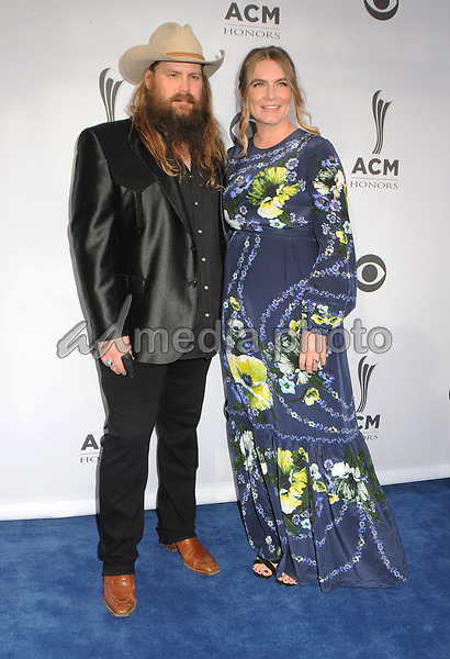 23 August 2017 - Nashville, Tennessee - Chris Stapleton, Morgane Stapleton,. 11th Annual ACM Honors held at the Ryman Auditorium. Photo Credit: Dara-Michelle Farr/AdMedia