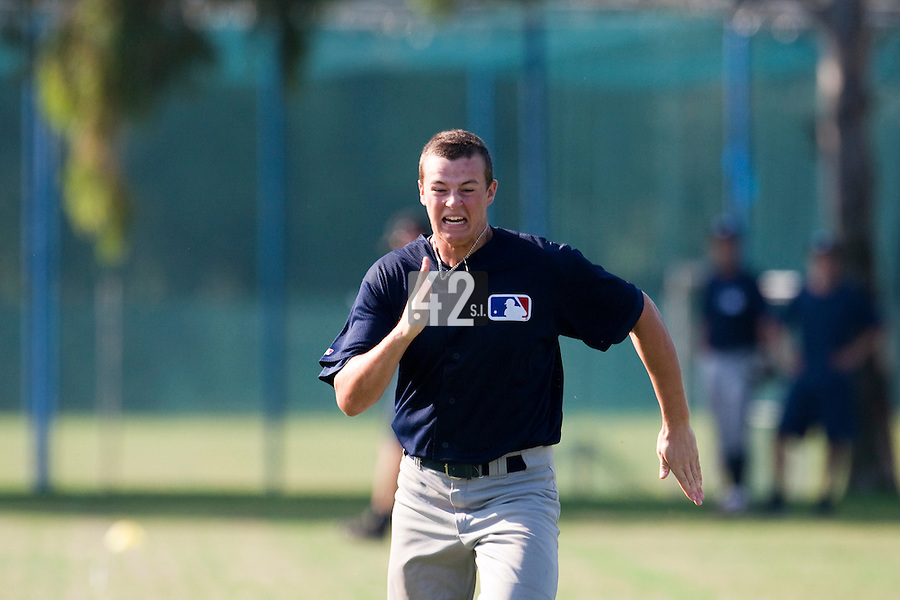 Baseball - MLB Academy - Tirrenia (Italy) - 19/08/2009 - Enzo Muschik (Germany)