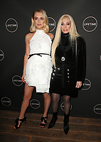 WEST HOLLYWOOD, CA - JANUARY 9: Chelsea Frei, Victoria Gotti, at the Lifetime Winter Movies Mixer at Studio 4 at The Andaz Hotel in West Hollywood, California on January 9, 2019. Credit:Faye Sadou/MediaPunch
