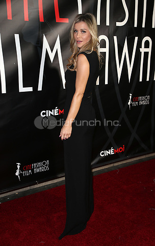HOLLWOOD, CA - October 08: Joanna Krupa, At 4th Annual CineFashion Film Awards At On El Capitan Theatre In California on October 08, 2017. Credit: FayeS/MediaPunch