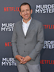 "Dany Boon 015 arrives at the LA Premiere Of Netflix's ""Murder Mystery"" at Regency Village Theatre on June 10, 2019 in Westwood, California"