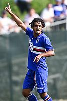 Mohamed Bahlouli<br /> Temu (BS) 20-07-2019 Football friendly match pre season 2019/2020 Sampdoria - Real Vicenza <br /> Photo Daniele Buffa / Image / Insidefoto