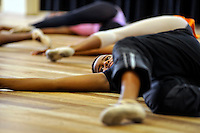 """Ballett in the Townships with Philipp Boyds initiative """"Dance for all"""", Cape Town, SA 2009"""