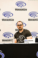 Ryan Meinerding Wondercon in Anaheim Ca. March 31, 2019