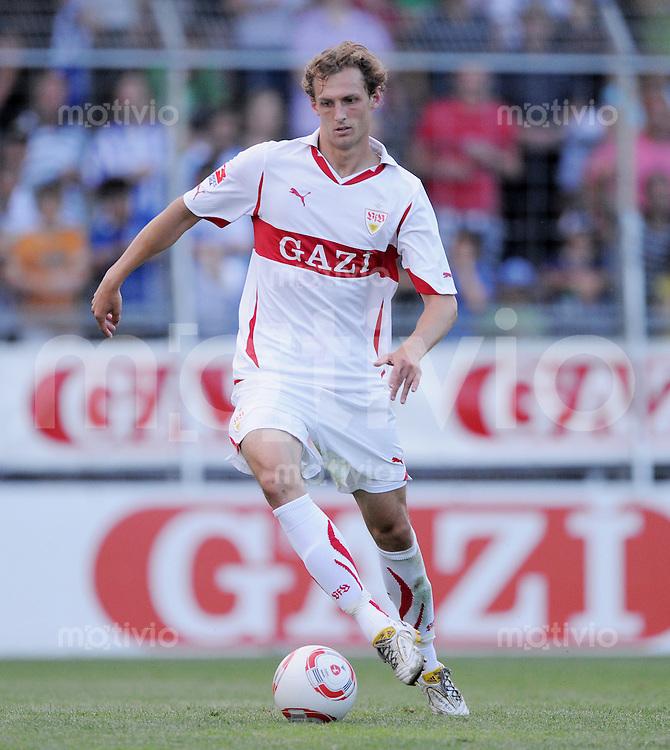 FUSSBALL  1. BUNDESLIGA   SAISON 2010/2011  Testspiel   14.07.2010 Stuttgarter Kicker - VfB Stuttgart Georg Niedermeier (VfB)