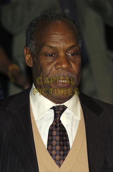 "DANNY GLOVER.Premiere of the feature documentary ""Africa Unite"" at Walter Reade Theatre, Lincoln Center, as part of the New York African Film Festival, New York, New York, USA..April 7th, 2007.headshot portrait mustache facial hair .CAP/ADM/BL.©Bill Lyons/AdMedia/Capital Pictures *** Local Caption ***"