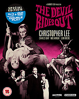 The Devil Rides Out (1968) <br /> POSTER ART<br /> *Filmstill - Editorial Use Only*<br /> CAP/KFS<br /> Image supplied by Capital Pictures
