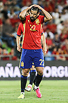 Spain's Nolito during the up match between Spain and Georgia before the Uefa Euro 2016.  Jun 07,2016. (ALTERPHOTOS/Rodrigo Jimenez)