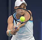March 28, 2019: Ashleigh Barty (AUS) defeated Anett Kontaveit (EST) 6-3, 6-3, at the Miami Open being played at Hard Rock Stadium in Miami, Florida. ©Karla Kinne/Tennisclix 2010/CSM