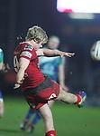 Scarlets scrum half Aled Davies.Scarlets v Connacht.Parc y Scarlets.Rabo Pro12.08.02.13.©Steve Pope-SPORTINGWALES