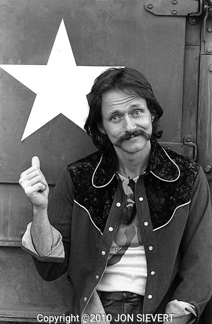Jesse Colin Young, Nov 1, 1978, Inverness, CA.