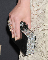 WWW.BLUESTAR-IMAGES.COM  Actress Elisabeth Rohm (handbag, ring detail) at the BVLGARI 'Decades Of Glamour' Oscar Party Hosted By Naomi Watts at Soho House on February 25, 2014 in West Hollywood, California.<br /> Photo: BlueStar Images/OIC jbm1005  +44 (0)208 445 8588