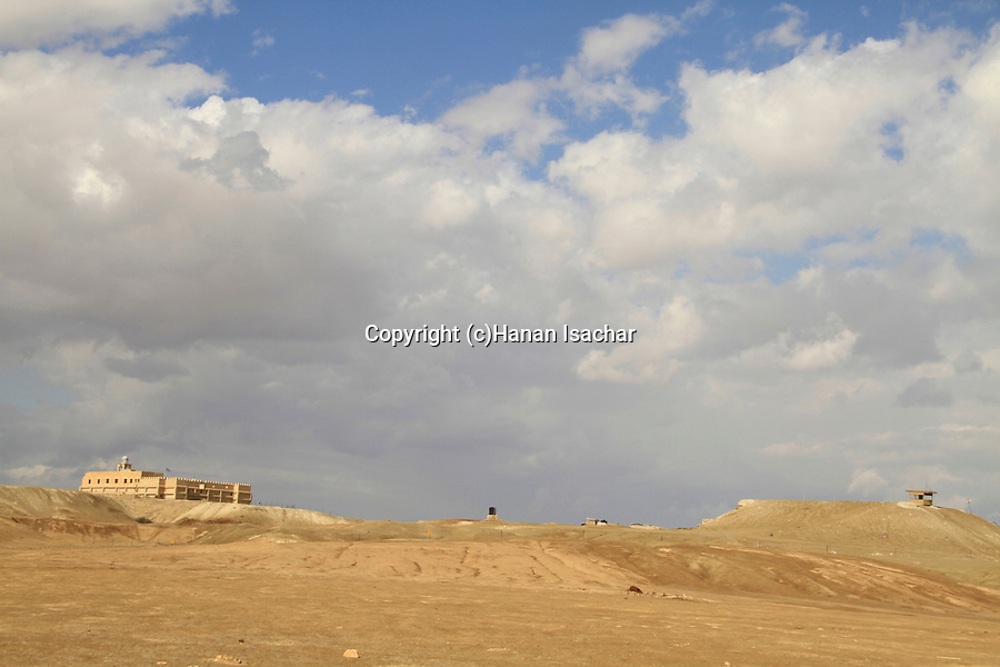 Jordan Valley, Greek Orthodox Monastery of St. John in Qasr al Yahud