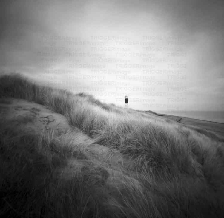 Spurn Head Point Lighthouse, East Yorkshire