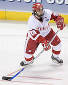 Kyle Klubertanz - The University of Wisconsin Badgers defeated the Boston College Eagles 2-1 on Saturday, April 8, 2006, at the Bradley Center in Milwaukee, Wisconsin in the 2006 Frozen Four Final to take the national Title.