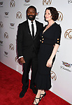 BEVERLY HILLS, CA - JANUARY 20: Actors David Oyelowo and Jessica Oyelowo attend the 29th Annual Producers Guild Awards at The Beverly Hilton Hotel on January 20, 2018 in Beverly Hills, California.