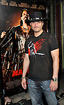 Director Robert Rodriguez at the Machete premiere held at the Orpheum theatre in Los Angeles, Ca. August 25, 2010 © Fitzroy Barrett
