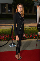 """LOS ANGELES, CA - AUGUST 31: Kaia Gerber at the """"Sister Cities"""" Los Angeles Premiere at Paramount Studios in Los Angeles, California on August 31, 2016. Credit: David Edwards/MediaPunch"""