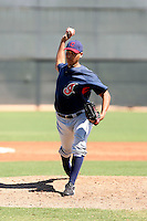 Joe Gardner - Cleveland Indians - 2010 Instructional League.Photo by:  Bill Mitchell/Four Seam Images..