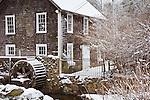 Stony Brook Grist Mill, Cape Cod, MA, USA
