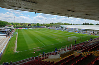 General view of the ground ahead of Woking vs Welling United, Vanarama National League South Promotion Play-Off Final Football at The Laithwaite Community Stadium on 12th May 2019