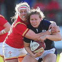 160214 Wales Women v Scotland Women