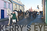 the Kerry hunt club drag hunt, based in Brosna village, last Sunday    Copyright Kerry's Eye 2008
