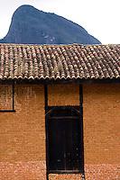Luisburgo_MG, Brasil...Rota Imperial. Na foto o municipio de Luisburgo, Minas Gerais...The Royal-Imperial Route. In  this photo the Luisburgo community, Minas Gerais...Foto: BRUNO MAGALHAES / NITRO