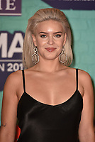 Anne-Marie (Anne-Marie Rose Nicholson)<br /> MTV EMA Awards 2017 in Wembley, London, England on November 12, 2017<br /> CAP/PL<br /> &copy;Phil Loftus/Capital Pictures