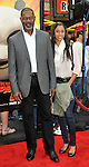 Dennis Haysbert and daughter arriving at the Kung Fu Panda 2 premiere, held at Mann's Chinese theatre Los Angeles, Ca. May 22, 2011. © Fitzroy Barrett