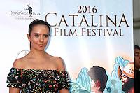 CATALAN ISLAND, CA - OCTOBER 1: Catalina Sandino Moreno at the Catalina Film Festival's Saturday at the Casino at Avalon in Catalina Island, California on October 1, 2016. Credit: David Edwards/MediaPunch