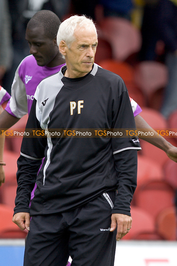 Paul Fairclough (manager Barnet). - Grimsby Town vs Barnet - Coca Cola League Two Football at Blundell Park - 01/05/10 - MANDATORY CREDIT: Mark Hodsman/TGSPHOTO - Self billing applies where appropriate - 0845 094 6026 - contact@tgsphoto.co.uk - NO UNPAID USE.