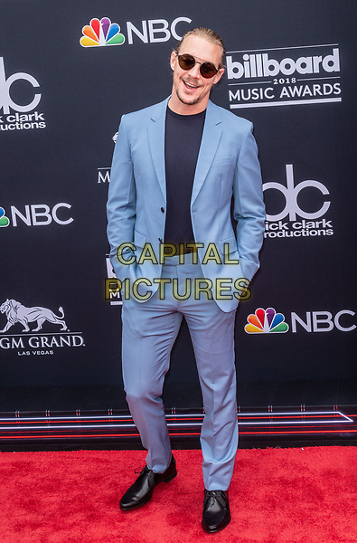LAS VEGAS, NV - MAY 20: Diplo at the 2018 Billboard Music Awards at the MGM Grand Garden Arena in Las Vegas, Nevada on May 20, 2018. <br /> CAP/MPI/DAM<br /> &copy;DAM/MPI/Capital Pictures