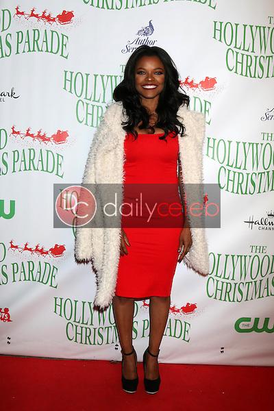 Keesha Sharp<br /> at the 85th Annual Hollywood Christmas Parade, Hollywood Boulevard, Hollywood, CA 11-27-16<br /> David Edwards/DailyCeleb.com 818-249-4998