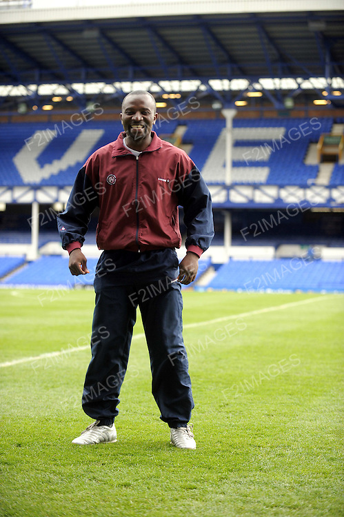 11.4.2008 Visit to Everton Football Club.
