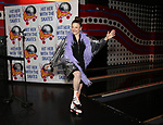 """Christine Rea attends the Special Musical Presentation for """"Hit Her WithThe Skates"""" at the Bowlmor Times Square on October 16, 2018 in New York City."""