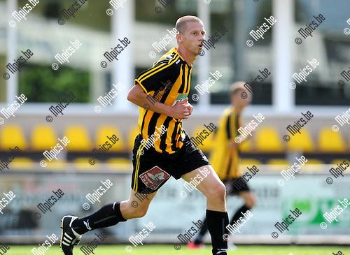 2012-08-01 / Voetbal / seizoen 2012-2013 / KFC Zwarte Leeuw / Kenny Geudens..Foto: Mpics.be