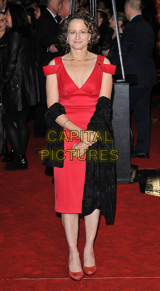 Nina Jacobson attends the , Odeon Leicester Square, Leicester Square, London, England, UK, on Thursday 05 November 2015. <br /> CAP/CAN<br /> &copy;CAN/Capital Pictures