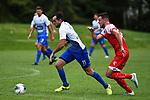 NELSON, NEW ZEALAND - NOVEMBER 10: Handa Premier Football League - Tasman Utd v Waitakere Utd. Sunday 10 November 2019 in Nelson, New Zealand. (Photo by Chris Symes/Shuttersport Limited)