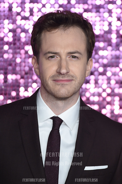 LONDON, UK. October 23, 2018: Joe Mazzello at the world premiere of &quot;Bohemian Rhapsody&quot; at Wembley Arena, London.<br /> Picture: Steve Vas/Featureflash
